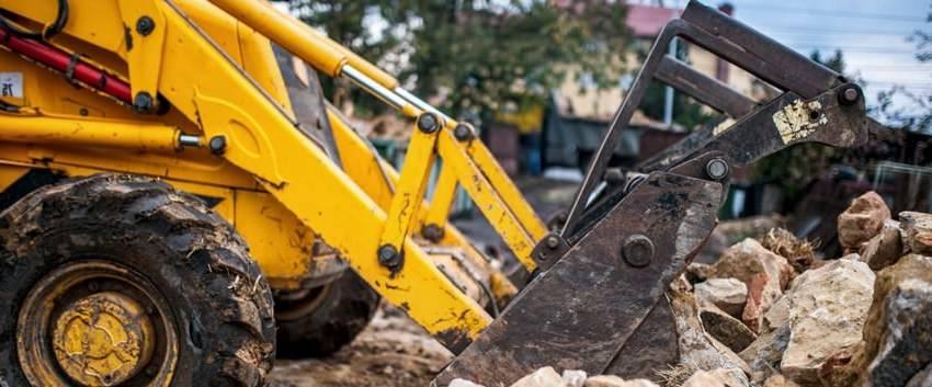 Разбор и демонтаж зданий и сооружений в Москве и Московской области