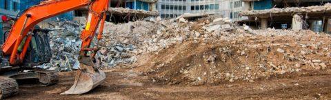 Разбор и демонтаж зданий